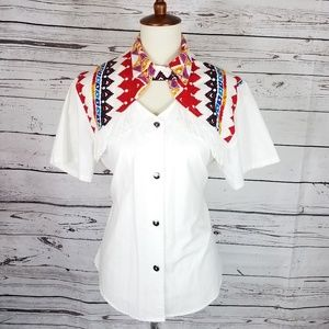 Tops - Cowgirl Button up